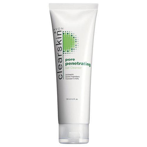 Avon's Clearskin Pore Penetrating Gel Cleanser