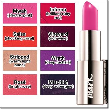 mark. by Avon Full Color Lipclick Lipstick