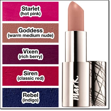 mark. by Avon Full Color Matte Lipclick Lipstick