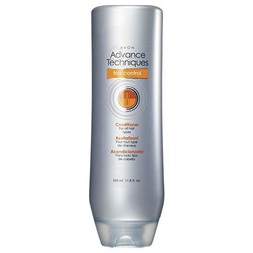 Avon's Advance Techniques Frizz Control Conditioner will tame your frizzy hair.