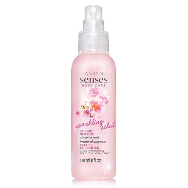 Avon Senses Cherry Blossom Shimmer Mist