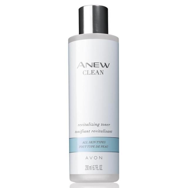 Avon's Anew Clean Revitalizing Toner