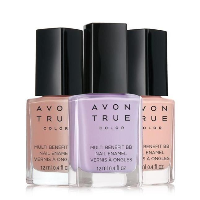 Avon True Color Multi Benefit Bb Nail Enamel Deanna S Beauty Blog