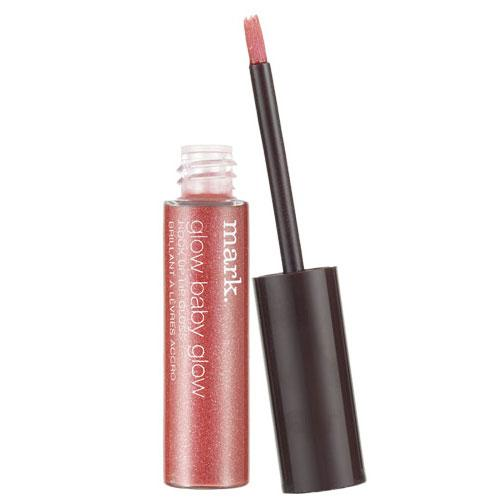 Avon's mark. Glow Baby Glow Lip Gloss