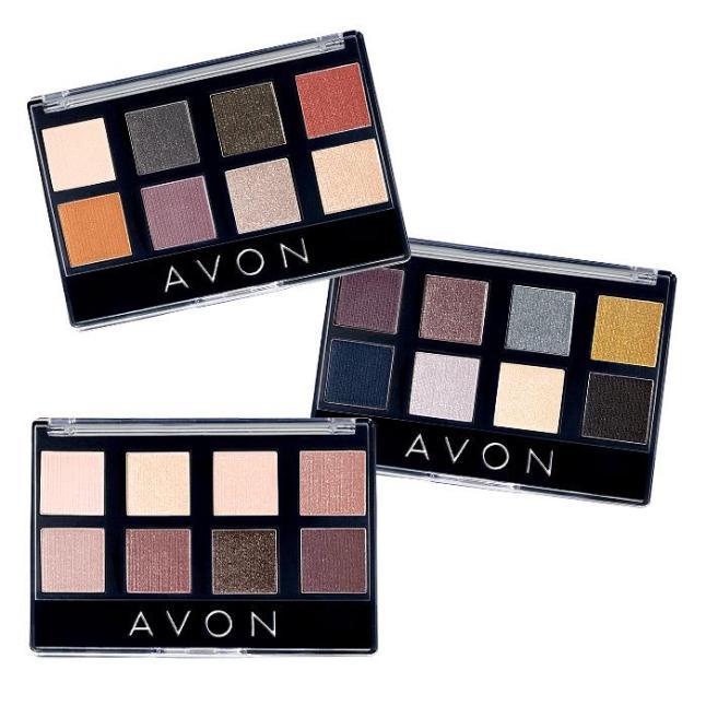 Avon True Color 8-in-1 Eyeshadow Palette