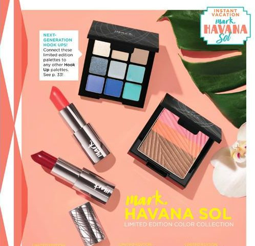 mark. Havana Sol Limited Edition Color Collection
