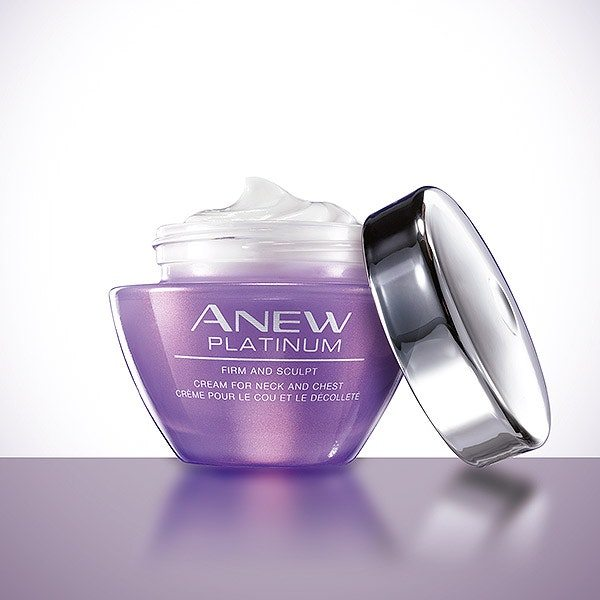 Avon Anew Platinum Firm and Sculpt