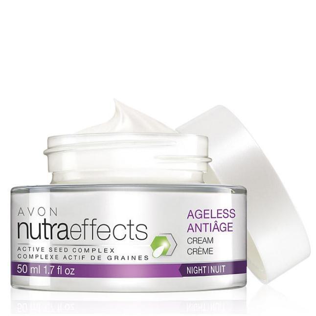 Avon nutraeffects Ageless Night Cream
