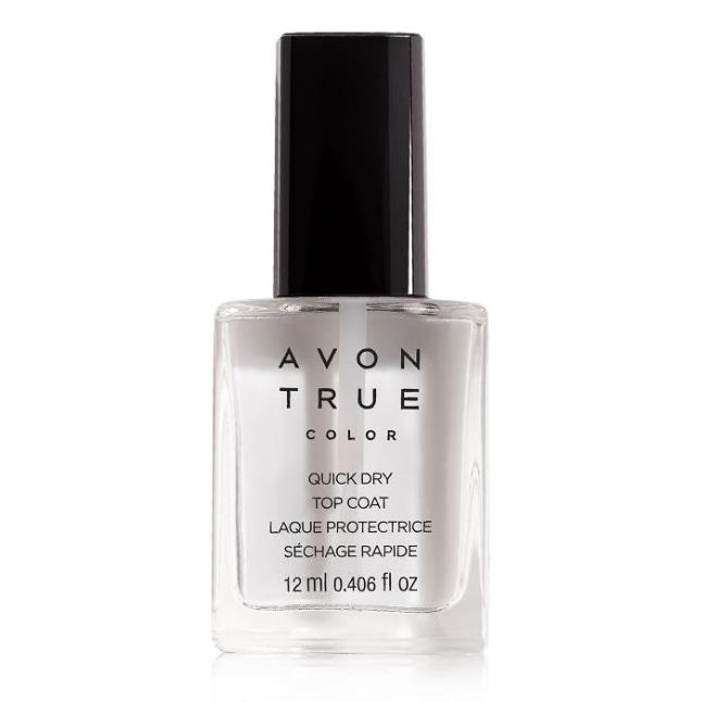 Avon True Color Quick Dry Top Coat