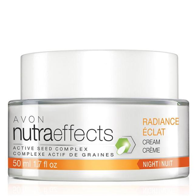 Avon nutraeffects Radiance Night Cream