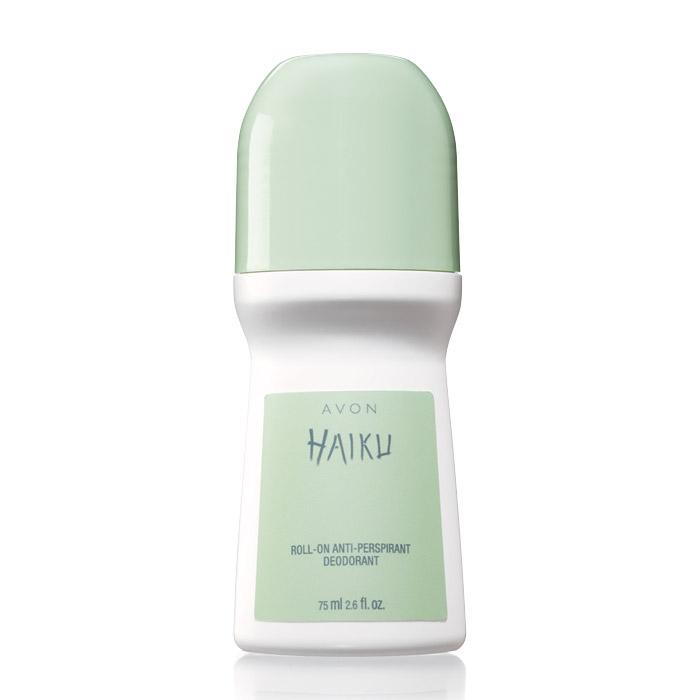 Avon Haiku Roll-On Antiperspirant Deodorant