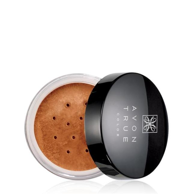 Avon True Color Smooth Minerals Powder Foundation