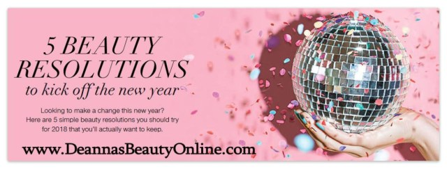 Beauty Resolutions