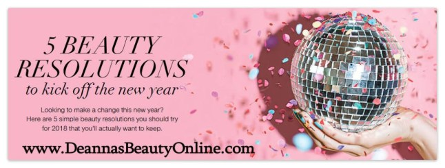 Beauty Resolutions