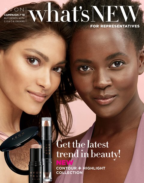 Avon What's New Demo Book for Campaign 7 2018