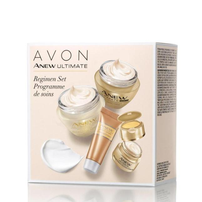 Avon Anew Ultimate Regimen Set