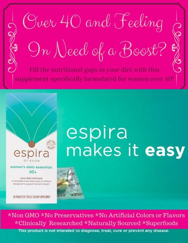 Espira Women's Daily Essentials 40+