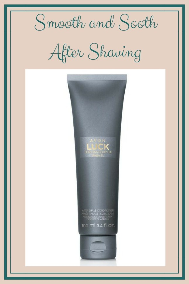 Avon Luck for Him After Shave Conditioner