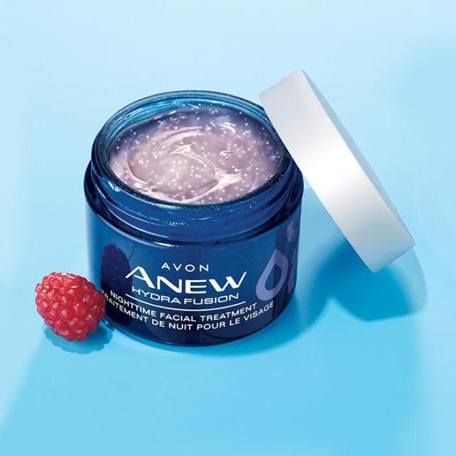Anew Hydra Fusion Nighttime Facial Treatment