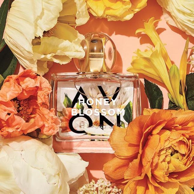 Avon Flourish Honey Blossom