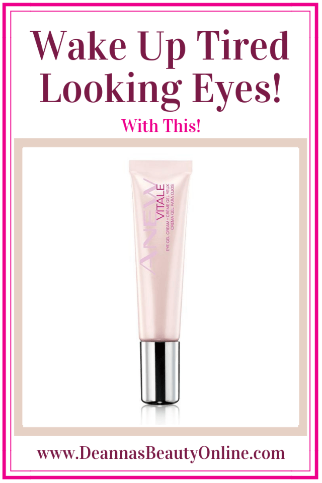 vitale gel eye cream