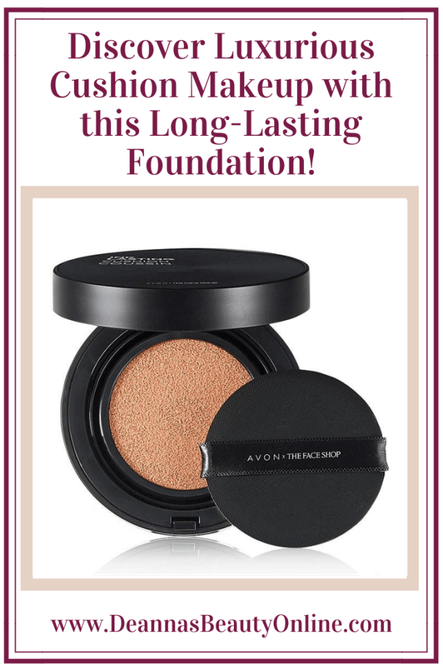 Ink Lasting Cushion Foundation