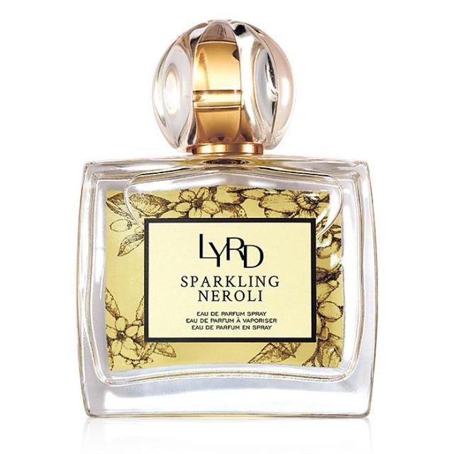 LYRD Sparkling Neroli Perfume