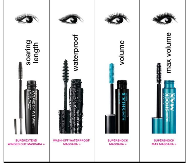 Avon's Mascara, Find Your Flutter