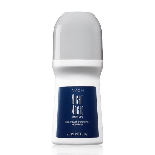Avon's Night Magic Antiperspirant Deodorant