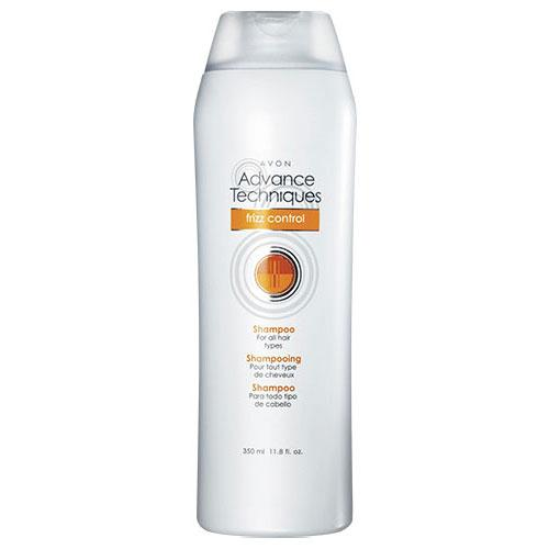 Avon's Advance Techniques Frizz Control Shampoo