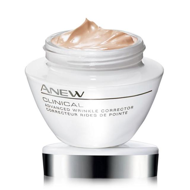 Avon's Anew Clinical Advanced Wrinkle Corrector