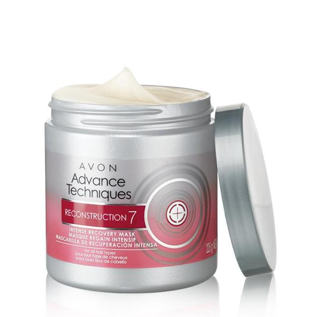 Avon's Advance Techniques Reconstruction 7 Intense Recovery Hair Mask