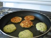 Deanna' Daughter Zucchini Pancakes