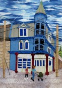 Blue Building, Beaudry
