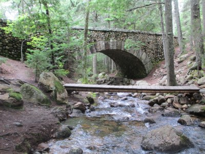 Acadia National Park – Carriage Road Stone Bridge – Deano ...