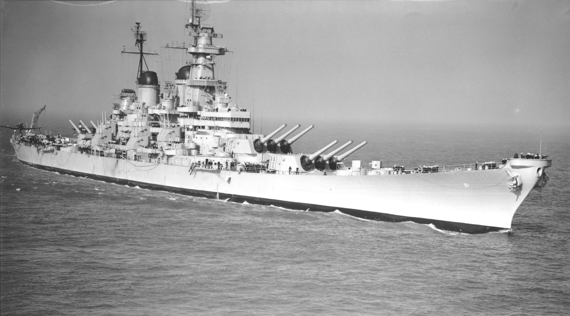 hight resolution of is the uss iowa in the process of being recommissioned