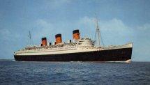 Wandering Decks Of Queen Mary Deano In America