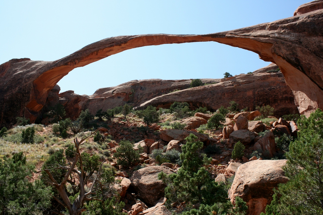 Arches National Park: A Walk in the Devils Garden – Landscape Arch