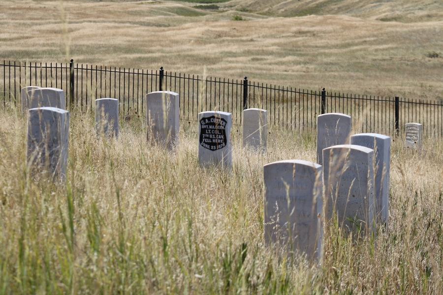 Little Bighorn Battlefield – Custer's Last Stand