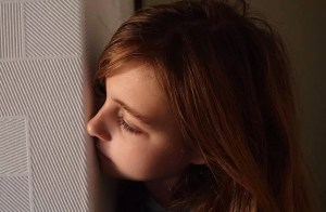 How to spy on neighbors with binoculars