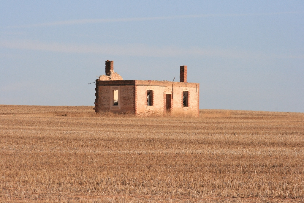 Remnants of the Past: The Old Homestead II