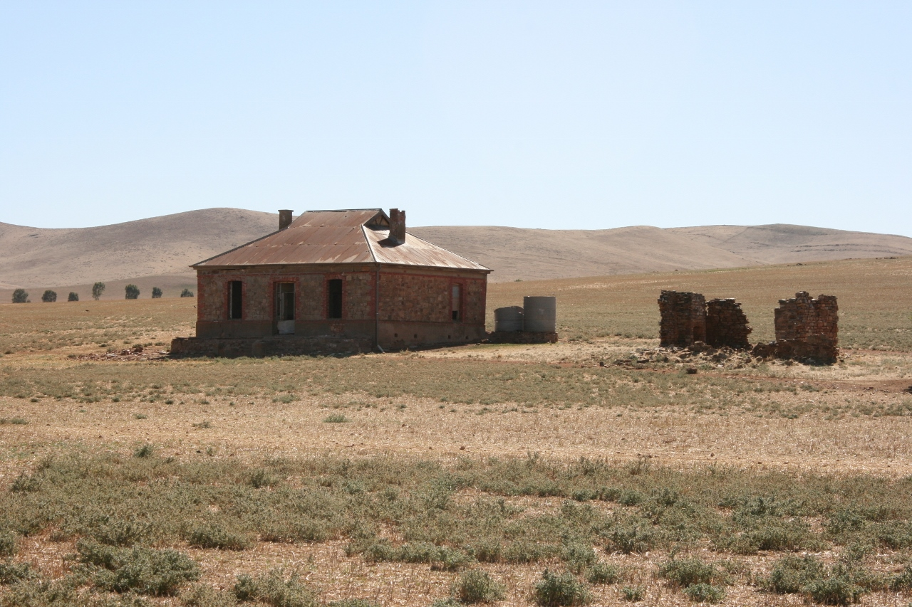 Remnants of the Past: The Old Homestead