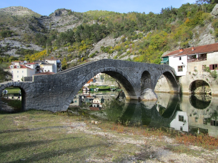 Snapshots of Europe: The Bridge of Prince Danilo Petrovic, Montenegro