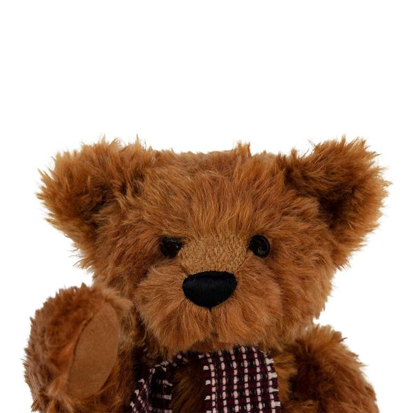 Deans - Thomas Henry Teddy Bear - Mohair Plush - Limited Edition