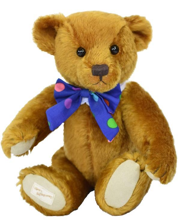 Deans – Fudge Teddy Bear – Mohair Plush – Limited Edition