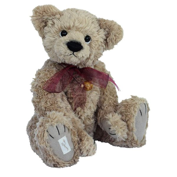 Dean's Bears 19.013.040 Shingle Teddy Bear Microfiber Plush Limited Edition
