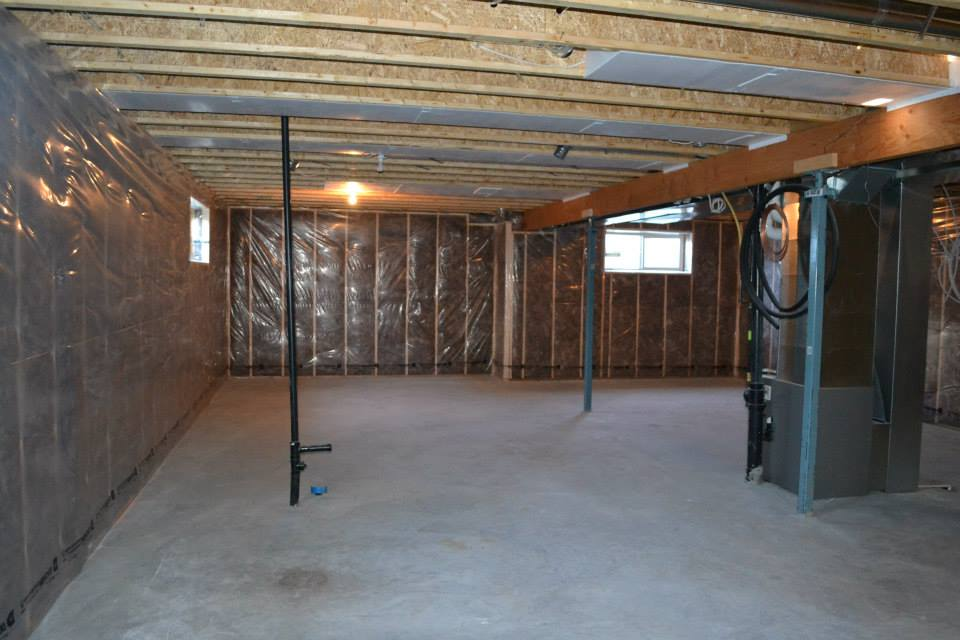 Building the Basement of Champions: How to Build a