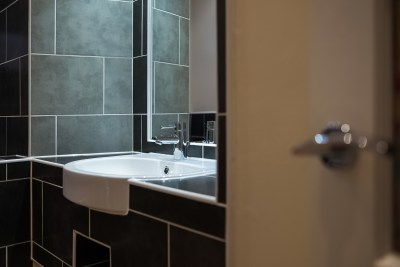 New bathroom Staveley - family bathroom created from scratch