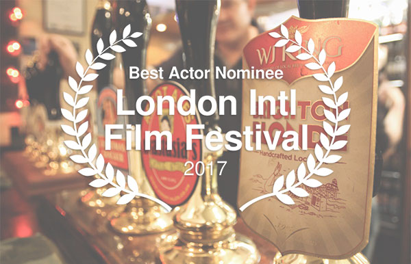 Best Actor Nomination at London Film Festival