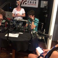 Dean Temple with Katie Haller on Killy Dwyer's Mock-U-Mental, Radio Free Brooklyn
